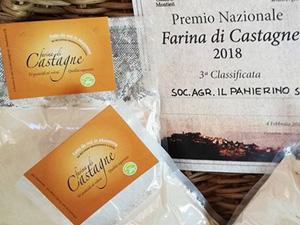 Farina Castagne Il Panierino